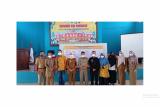 Wabup Pesisir Barat hadiri acara deklarasi dan sosialisasi satuan pendidikan sekolah ramah anak