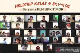 Puluhan siswa SD Kota Kupang belajar kelistrikan secara virtual
