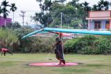PON Papua-Atlet gantole Sumbar unggul di kategori ketepatan mendarat