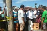Bupati kunjungi lokasi kebakaran di Pasar Kambang (Video)