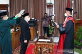 Herman Sofyan tidak hadir, Beny Yusrial resmi dilantik sebagai Ketua DPRD Kota Bukittinggi