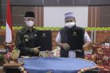 Bupati Pringsewu terima kunjungan Wali Kota Bengkulu