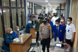 Polda Jateng vaksinasi 26.000 mahasiswa di sembilan lokasi