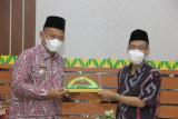 Wabup Pringsewu terima kunjungan kerja anggota DPD asal Lampung