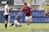Daniel Maldini cetak gol perdana saat AC Milan menang atas Spezia