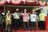 Bahlil tinjau pembangunan Bandara Siboru Fakfak