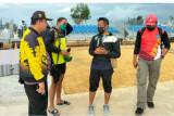 PON Papua - Atlet dayung Lampung jajal kano