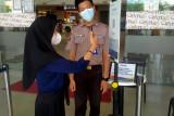 Citimall Baturaja terapkan  aplikasi QR Peduli Lindungi bagi pengunjung