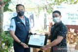 PLN Sulselrabar bantu transplantasi terumbu karang di Pulau Samalona Makassar