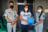 Polisi kecelakaan di Tembalang, Jasa Raharja berikan santunan