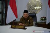 Wapres Ma'ruf Amin: Masa depan Indonesia tak lagi bertumpu hanya pada SDA
