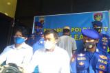 Ditpolairud Polda NTT tangkap pelaku bom ikan di Mabar