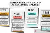 Pewarta Antara Sumbar juara II lomba Jurnalistik BPK RI