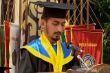 Empat mahasiswa internasional ikuti wisuda di Universitas Muhammadiyah Purwokerto