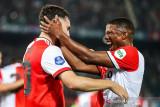 Feyenoord dan Utrecht kompak mengemas lima gol lanjutkan tren positif