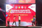 Jawa Barat merebut emas PES esport PON Papua