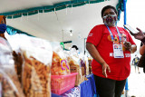 Sambut PON, UMKM di Mimika melakukan inovasi makanan berbahan sagu