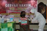 Kodam XVII/Cenderawasih gencarkan vaksinasi COVID-19 warga