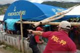 Kemensos pantau distribusi bantuan bagi korban banjir bandang Minahasa Tenggara
