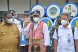 Kemenhub komitmen tingkatkan konektivitas wilayah Kabupaten Asmat Papua