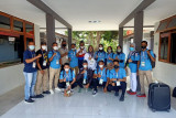 PON PAPUA- Sepak takraw Sumbar incar medali emas di ajang PON Papua