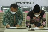 Kemenkumham Jateng dan Universitas Wahid Hasyim teken MoU