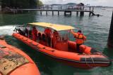 Tabrakan kapal kayu di perairan Nongsa dua warga hilang