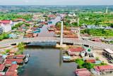 Jokowi perintahkan Jembatan Sei Alalak Kalsel segera dibuka