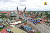 510 personel Polri amankan kedatangan Jokowi resmikan Jembatan Sei Alalak