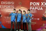 Sulawesi Tenggara raih emas di ekshibisi esport Free Fire PON XX Papua