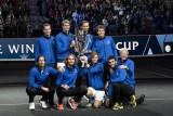 Tim Eropa juarai Piala Laver untuk keempat kali berturut-turut