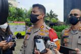 Ratusan personel gabungan bersiaga terkait demo BEM Seluruh Indonesia di KPK