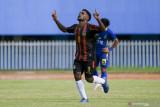 Sepak bola putra Papua menang telak 5-1 atas Jabar