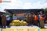 Banjir mulai Surut, Bupati Kobar tetap lakukan upaya antisipasi