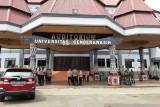 Auditorium Uncen Jayapura telah penuhi 80 persen persiapan PON Papua