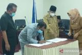 DPRD-Pemkab Parigi Moutong setujui Raperda APBD-P 2021