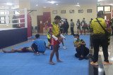 Lampung berharap medali pertama dari muaythai di PON Papua