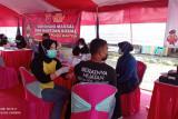 Puskesmas Kabupaten Lebak buka posko pelayanan vaksinasi COVID-19 bagi warga Baduy
