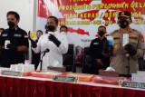 Kabareskrim: Pabrik obat keras ilegal di DIY beromzet Rp2 miliar per hari