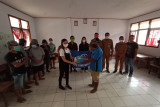 GAMKI Minahasa bantu korban banjir bandang di Minahasa Tenggara