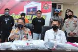 Polisi: Tersangka pembakar mimbar Masjid Raya Makassar positif narkoba