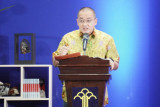 NGOPHI, Kemenkumham Jateng - Ditjen AHU diskusikan kebijakan hukum internasional