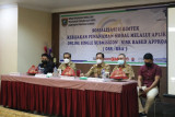 DPMPTSP Polewali Mandar gelar bimtek penanaman modal bagi pelaku usaha