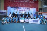 Liga Futsal  'Karang Taruna Cup'  Barut resmi ditutup