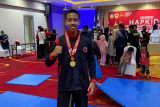Mahasiswa UNU Lampung raih medali emas PON XX Papua