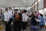 Realisasi vaksinasi dosis pertama di Kulon Progo mencapai 72,79 persen