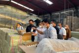 Polri mengungkap pabrik pembuat dan pengedar obat ilegal di Yogyakarta