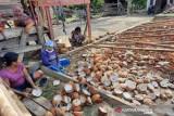 Pasar kopra Sultra didominasi konsumen Surabaya