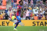 Ansu Fati mengaku bahagia perpanjang kontrak bersama Barcelona hingga 2027