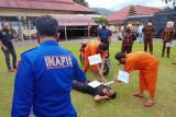 Polisi di Pasaman gelar rekonstruksi dugaan penganiayaan mengakibatkan seorang meninggal